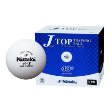Nittaku J-Top Training 40+ cell-free edzőlabda 120db-os