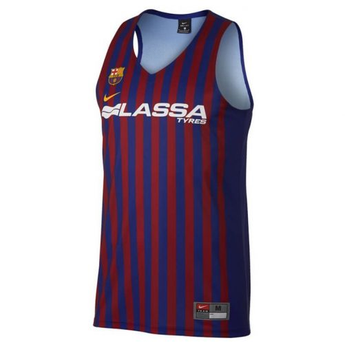 Nike FCB M Nk Jsy Replica kosaras mez (933765-455)