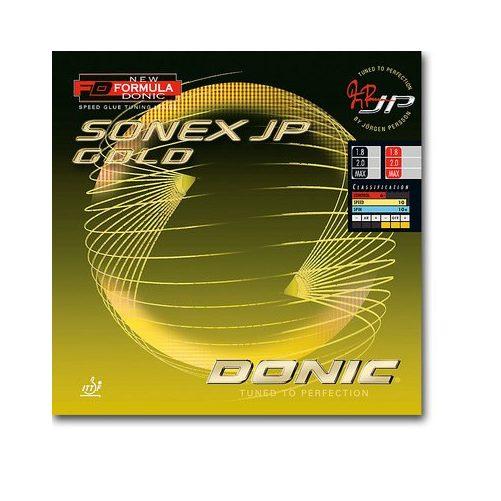Donic Sonex JP Gold borítás