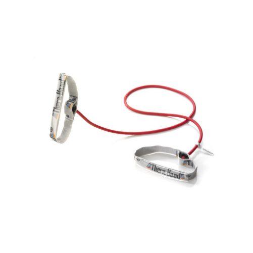theraband-Gumikotel-flexibilis-fogantyuparral-piros-140-cm