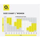 Zeropoint Power Női Kompressziós Rövidnadrág, fekete (Power Compression Shorts Women)