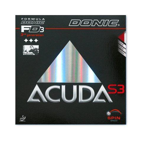 Donic Acuda S3 borítás