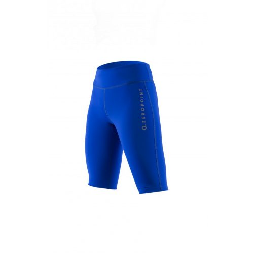 Zeropoint Power Női Kompressziós Rövidnadrág, kék (Power Compression Shorts Women)