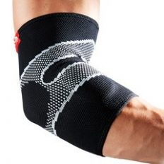 McDAVID 4 irányban elasztikus könyök  sleeve, gél támfallal (cikkszám: 5130)