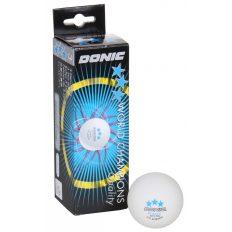 Donic-P40plus-3csillag-cell-free-versenylabda-3db-os