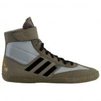 Adidas Combat Speed V birkózó cipő (F99972) (kék-fehér)