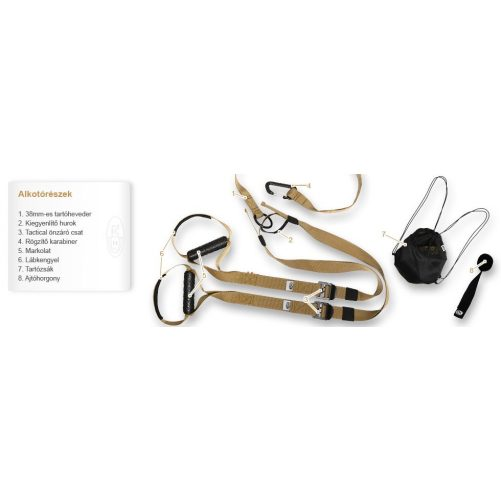 BODYROPE TACTICAL TRAINING PACK