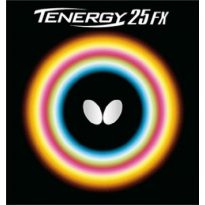 Butterfly Tenergy 25 FX borítás