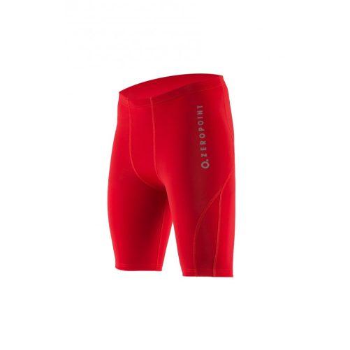 Zeropoint Power Férfi Kompressziós Rövidnadrág, piros (Power Compression Shorts Men)