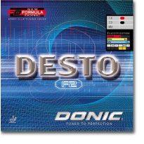 Donic Desto F2 borítás