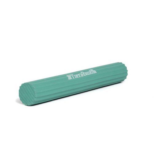 Theraband Flexbar hajlékony gumirúd, zöld, közepes erősség