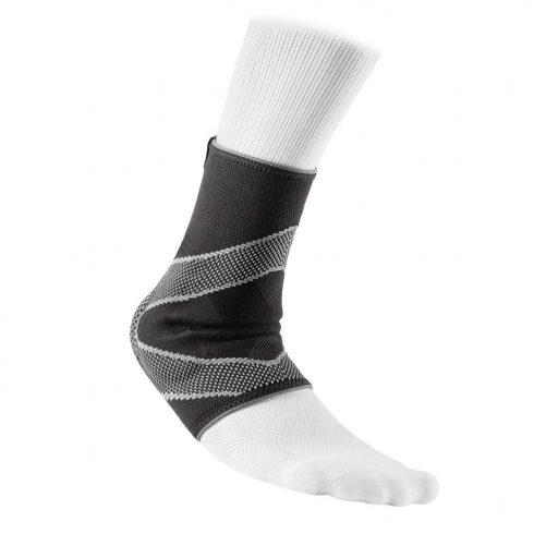 McDavid 4 irányban elasztikus boka sleeve, gél támfallal (cikkszám: 5115)