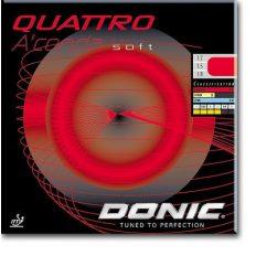 Donic Quattro A Conda Soft borítás