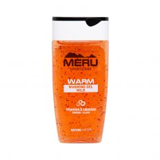 Meru Warm – bemelegítő gél-normál