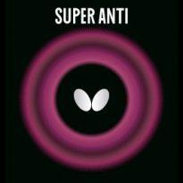 Butterfly Super Anti borítás
