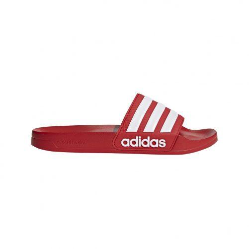 Adidas-Adilette-Shower-papucs-piros-feher-AQ1705