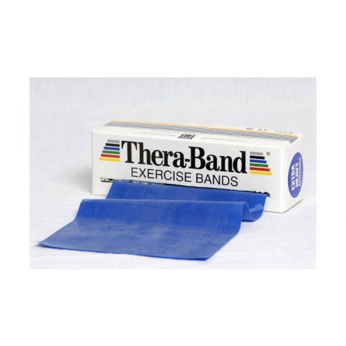 Theraband Gumiszalag 5,5 m kék, extra erős