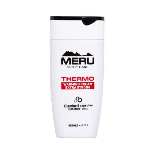 Meru Thermo – bemelegítő krém-extra erős