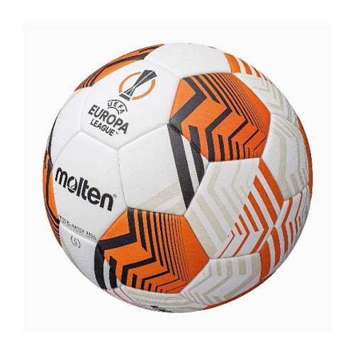 Molten  F5U5000-12 UEFA Európa Liga 2021/2022 hivatalos meccslabdája