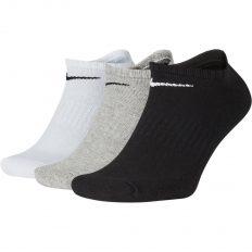 Nike U Nk Everyday Cush NS 3pr zokni (SX7673-901)