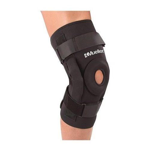 Mueller Pro Level™ Deluxe Csuklós Térdrögzítő/Térdvédő (Pro-Level Hinged Knee Brace Deluxe)