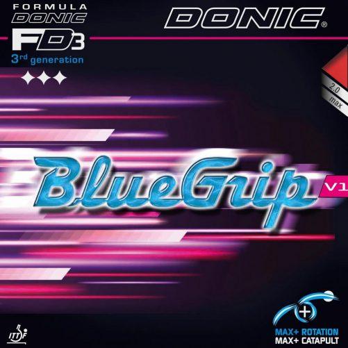 Donic Blue Grip V1 borítás