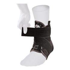 Mueller Hg80® Prémium Puha Bokarögzítő/Bokavédő - Pántokkal  /Hg80® Premium Soft Ankle Brace with Straps/