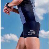 Zeropoint Athletic Női Kompressziós Rövidnadrág (Athletic Compression Shorts Women)