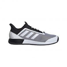 Adidas Defiant Bounce 2 teniszcipő fekete-fehér (EH0948)