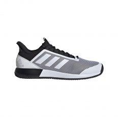 adidas Defiant Bounce 2 cipő fekete-fehér (EH0948)