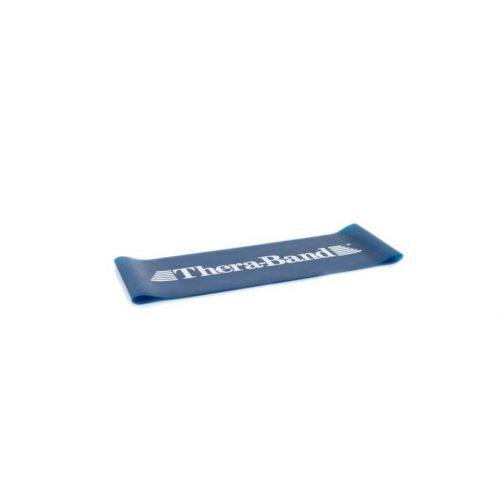 Theraband Loop-Gumiszalag hurok 20,5 cm kék