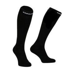 Zeropoint Intenzív Kompressziós Zokni, fekete (Intense Compression Socks)