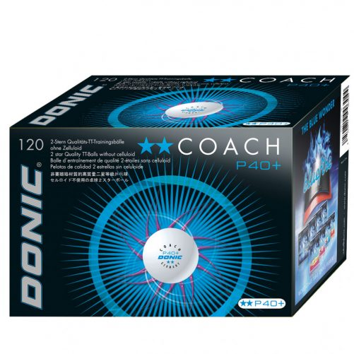 Donic-Coach-P40-cell-free-edzolabda-120-db-os