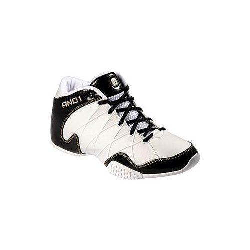 AND1 CUBIC MID kosárlabda cipő