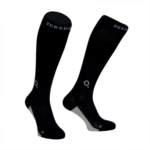 Zeropoint-Intense-Compression-Socks-fekete-szurke