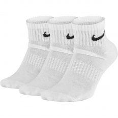 Nike U Nk Everyday Cush Ankle 3pr zokni (SX7667-100)