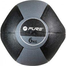 Pure2Improve medicinlabda fogantyúval 6kg