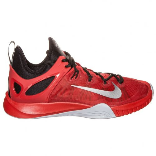 Nike Zoom HyperRev 2015 (705370-600) Piros-Fekete kosárlabda cipő