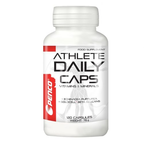 Penco-Athlete-Daily-Caps-120-tabletta
