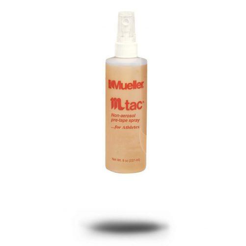 Mueller M TAC™ Nem-Aeroszolos Tape Alapozó 237 ml (M Tac™ Non-Aerosol Pre-Tape Spray) /Ref: 131301N/