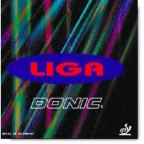 Donic Liga borítás