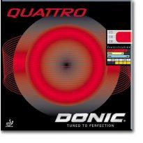 Donic Quattro borítás