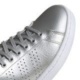 Adidas Advantage utcai cipő ezüst-fehér (EE8197)
