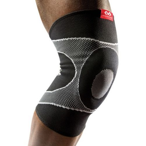 McDAVID 4 irányban elasztikus térd sleeve, gél támfallal (cikkszám: 5125)